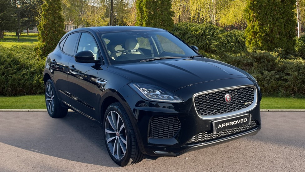 Jaguar E-PACE 2.0d [180] R-Dynamic HSE Configurable Ambient Interior Lighting Fixed Panoramic roof Diesel Automatic 5 door 4x4