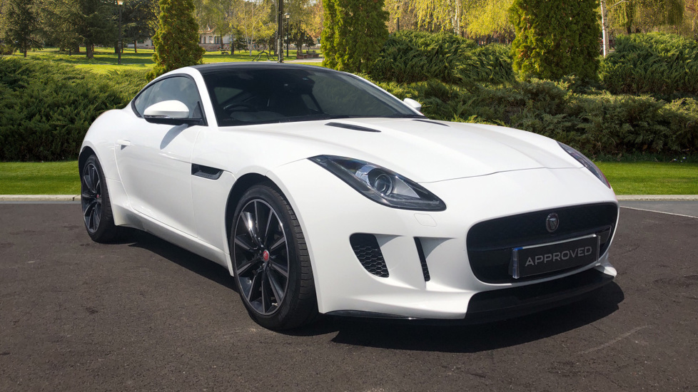 Jaguar F-TYPE 3.0 Supercharged V6 2dr Automatic 3 door Coupe (2016) image