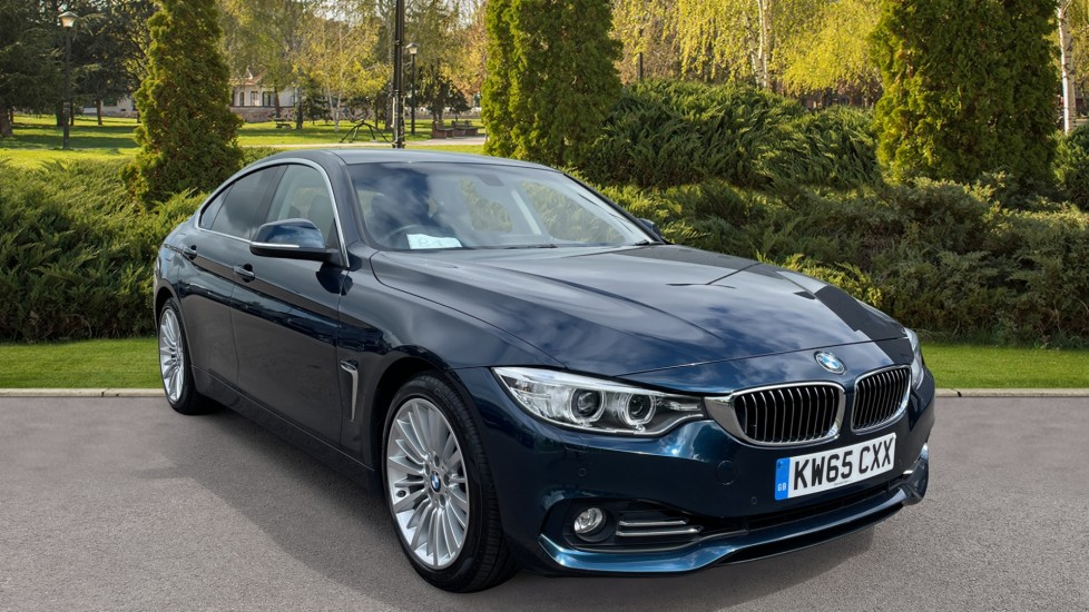 BMW 4 Series 420i Gran Coupe Luxury 5dr [Professional Media] 2.0 Automatic