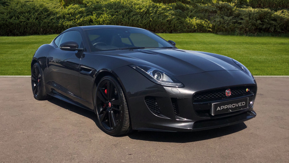 Jaguar F-TYPE 3.0 V6 Supercharged  Automatic 3 door Coupe (2016)