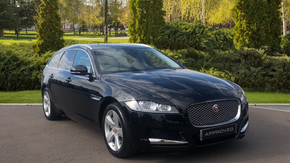 Jaguar XF 2.0i Portfolio 5dr Automatic Estate (2019)