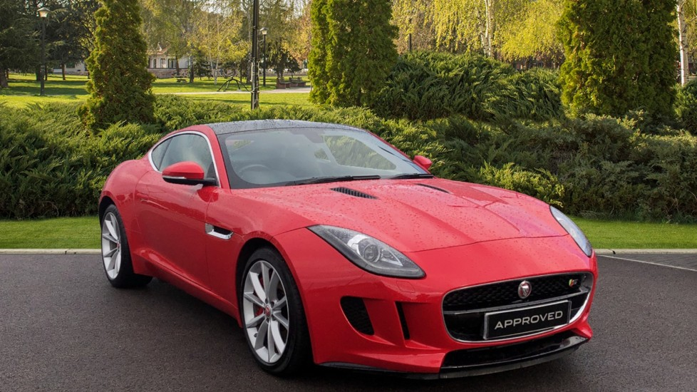 Jaguar F-TYPE 3.0 Supercharged V6 S 2dr Automatic 5 door Coupe (2014)