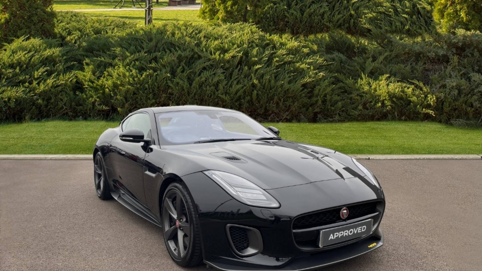 Jaguar F-TYPE 3.0 Supercharged V6 400 Sport 2dr AWD Automatic 5 door Coupe