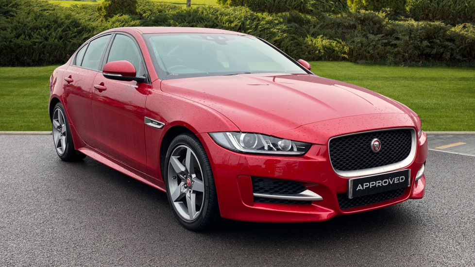 Jaguar XE 2.0d [180] R-Sport Diesel Automatic 4 door Saloon (2017) at Jaguar Hatfield thumbnail image