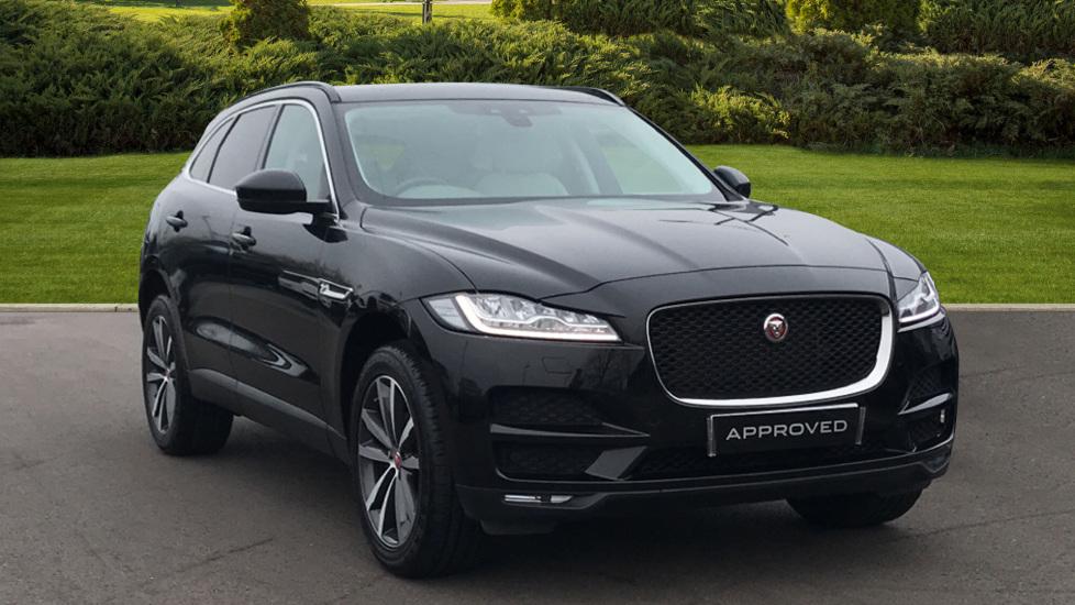 Jaguar F-PACE 2.0d [240] Portfolio 5dr AWD Diesel Automatic Estate (2018)