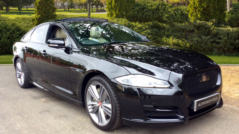 Jaguar XJ 3.0 V6 Supercharged R-Sport 4dr Diesel Automatic Saloon (2017) image