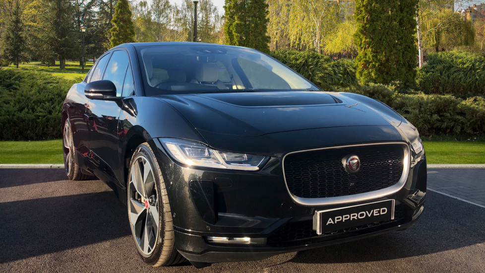 Jaguar I-PACE 294kW EV400 First Edition 90kWh - Privacy Glass - Panoramic Roof -  Electric Automatic 5 door Estate (2018)