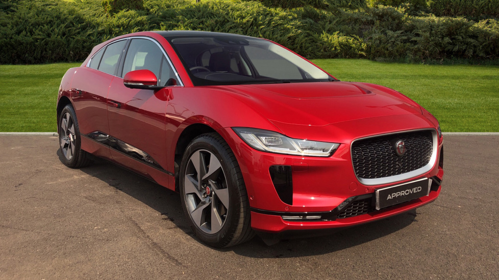 Jaguar I-PACE 294kW EV400 SE 90kWh 5dr Electric Automatic Estate (2019) image