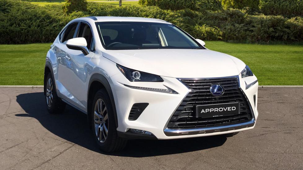 Lexus NX 300h 2.5 Luxury 5dr CVT [Premium Nav] Petrol/Electric Automatic Estate (2018)