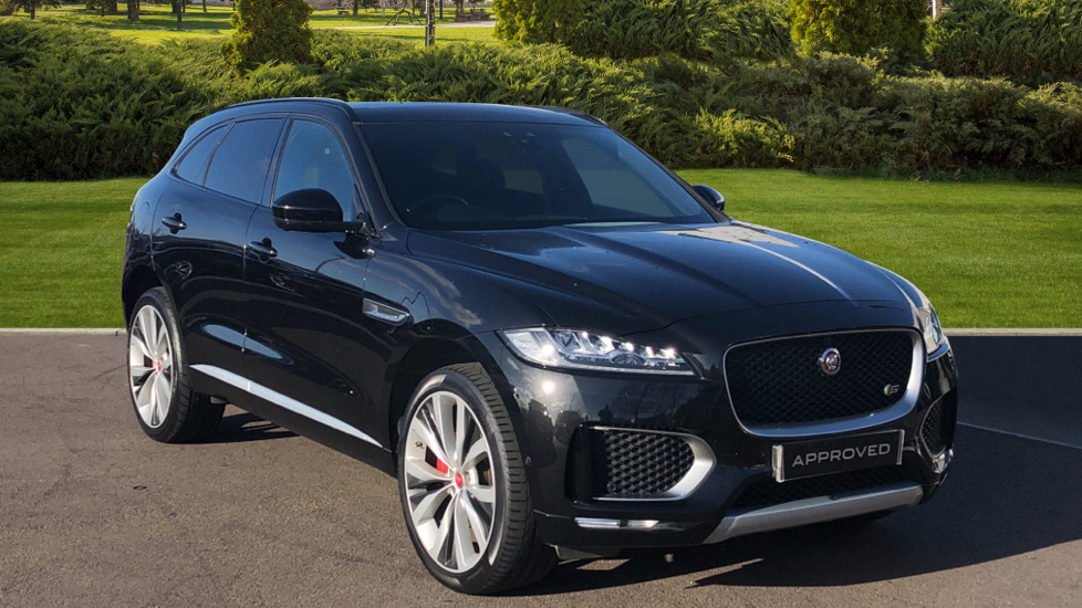 Jaguar F-PACE 3.0 Supercharged V6 S 5dr AWD Automatic Estate (2017)
