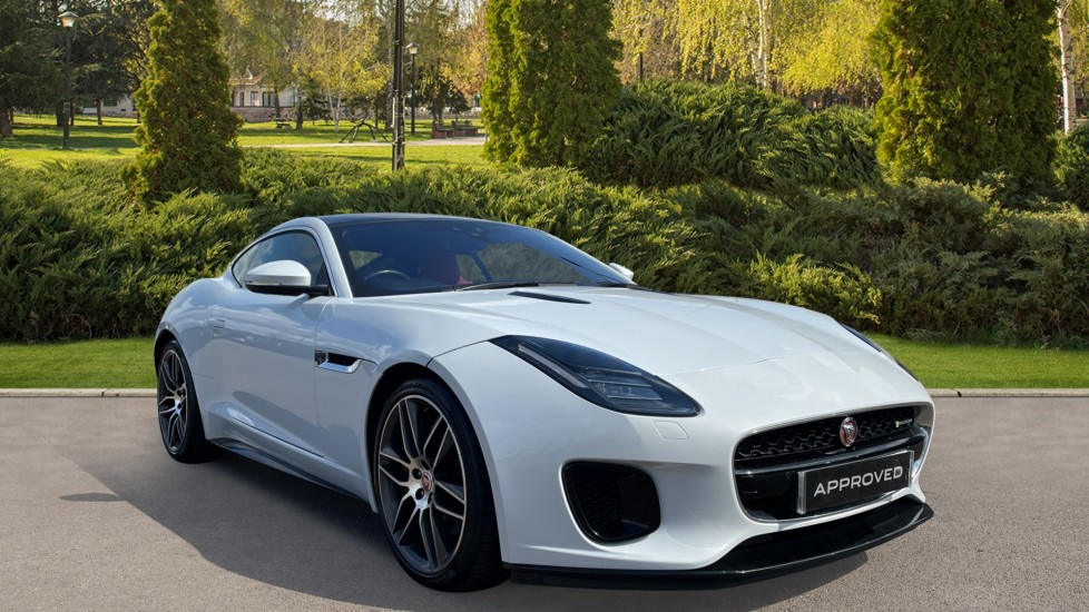 Jaguar F-TYPE 2.0 R-Dynamic 2dr Automatic 3 door Coupe