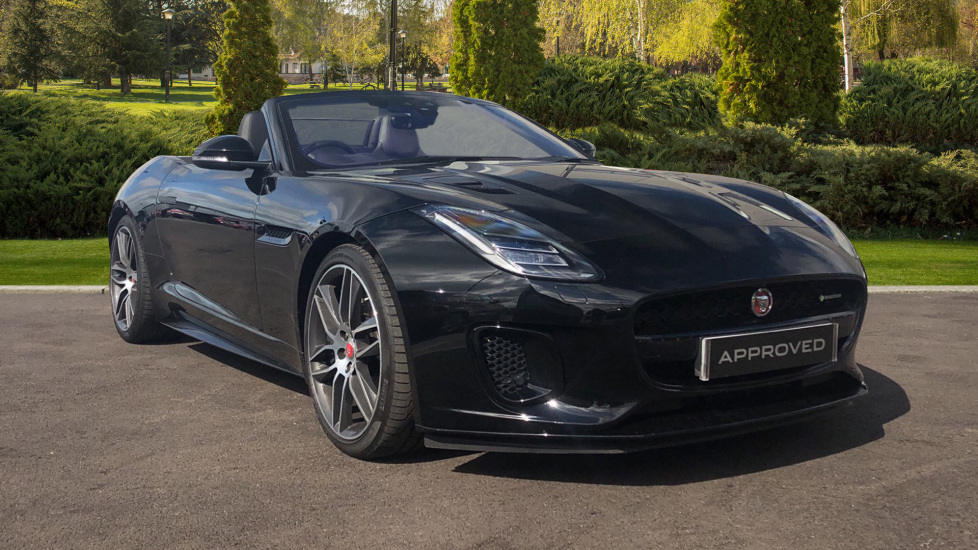 Jaguar F-TYPE 3.0 [380] Supercharged V6 R-Dynamic 2dr AWD Automatic Convertible (2018)