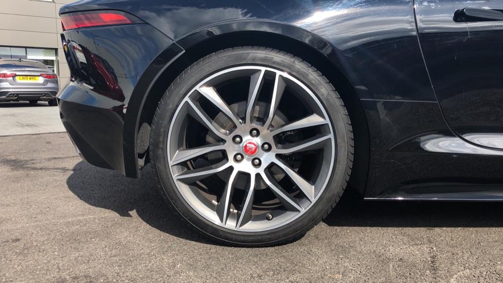 Jaguar F-TYPE 3.0 [380] Supercharged V6 R-Dynamic 2dr AWD image 8