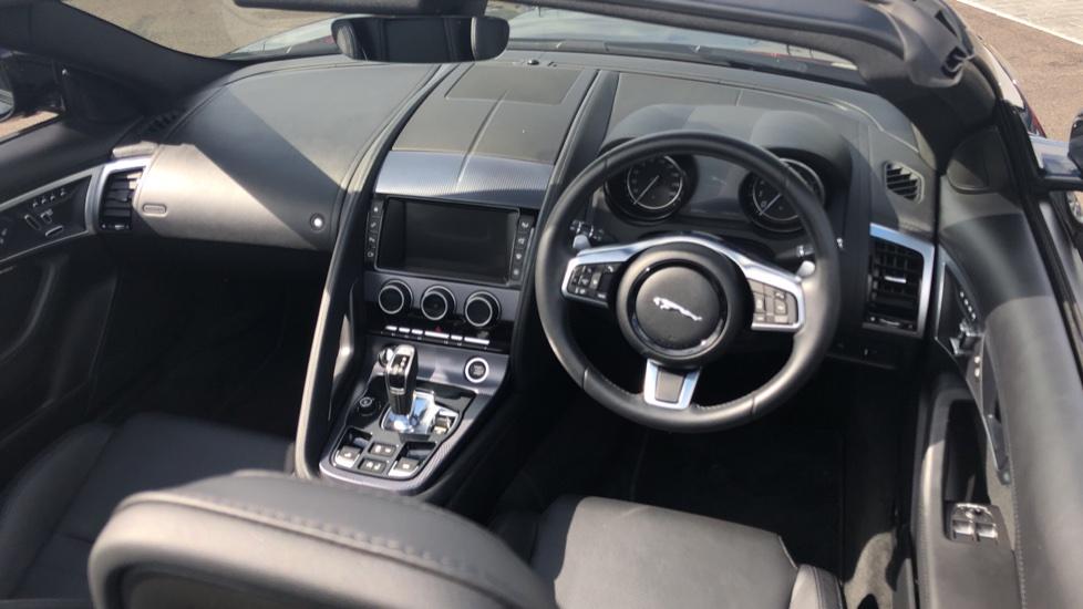 Jaguar F-TYPE 3.0 [380] Supercharged V6 R-Dynamic 2dr AWD image 10