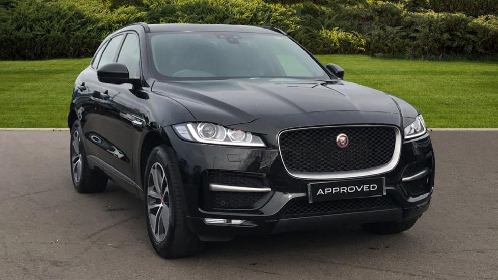 Jaguar F-PACE 2.0d R-Sport 5dr AWD Diesel Automatic Estate (2019)