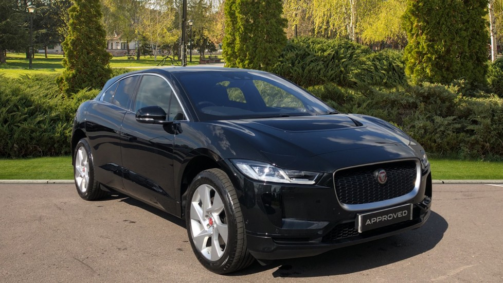Jaguar I-PACE 294kW EV400 SE 90kWh Electric Automatic 5 door Estate (2020) image