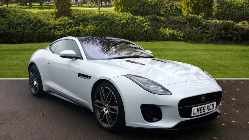 Jaguar F-TYPE 3.0 Supercharged V6 R-Dynamic 2dr Automatic Convertible (2019)