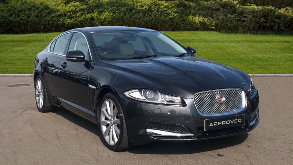 Jaguar XF 3.0d V6 Portfolio [Start Stop] Diesel Automatic 4 door Saloon (2015)