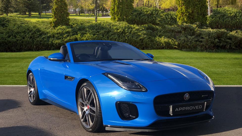 Jaguar F-TYPE 3.0 [380] Supercharged V6 R-Dynamic image 1