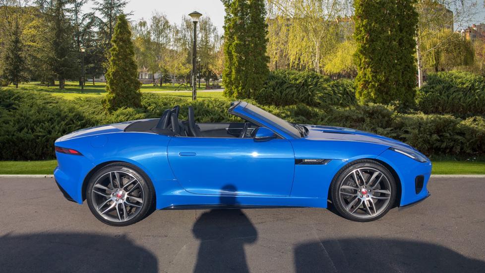 Jaguar F-TYPE 3.0 [380] Supercharged V6 R-Dynamic image 5