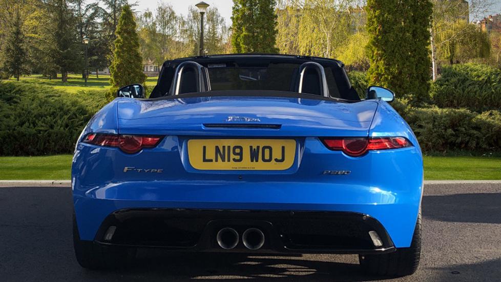 Jaguar F-TYPE 3.0 [380] Supercharged V6 R-Dynamic image 6