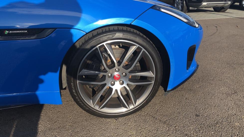 Jaguar F-TYPE 3.0 [380] Supercharged V6 R-Dynamic image 8