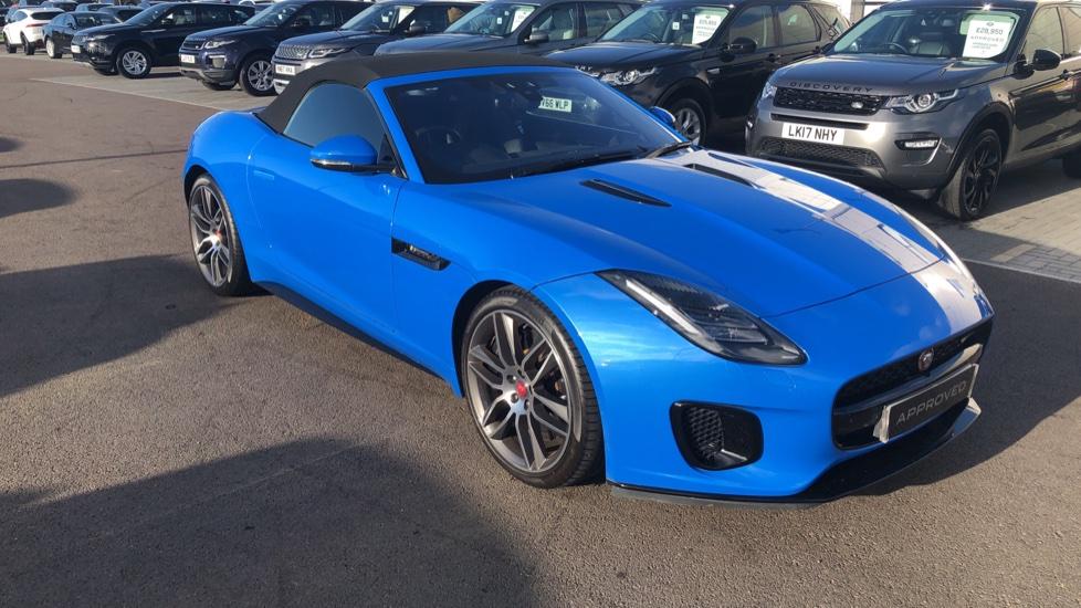 Jaguar F-TYPE 3.0 [380] Supercharged V6 R-Dynamic image 32