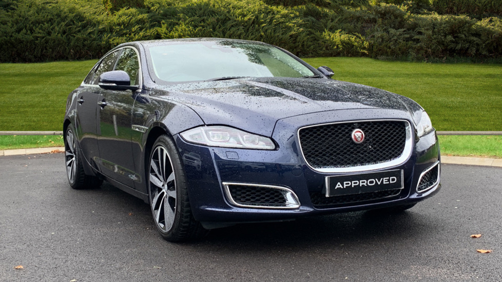 Jaguar XJ 3.0d V6 XJ50 Diesel Automatic 4 door Saloon (2019)