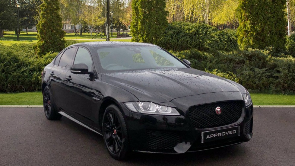 Jaguar XF 2.0d [180] Chequered Flag AWD Diesel Automatic 4 door Saloon