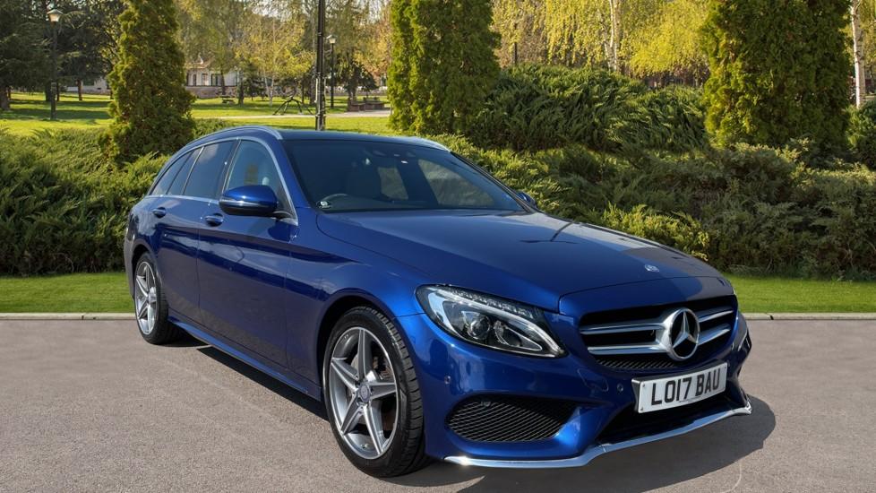 Mercedes-Benz C-Class Estate C220d AMG Line Premium 5dr 2.1 Diesel Automatic Estate