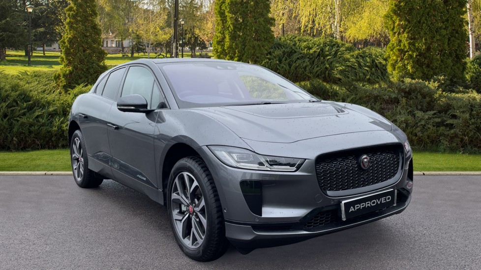Jaguar I-PACE 294kW EV400 HSE 90kWh 5dr Auto Fixed Panoramic Roof, Privacy glass Electric Automatic Estate
