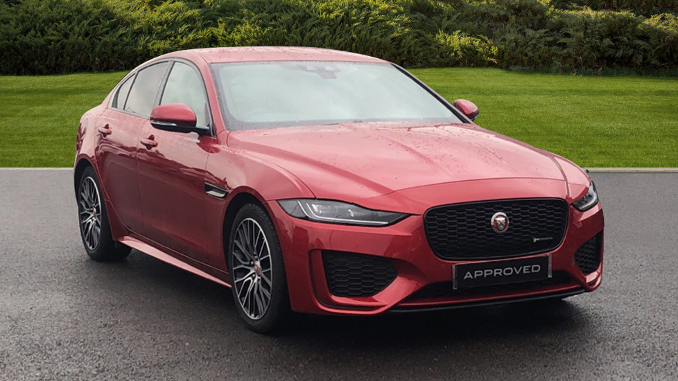 Jaguar XE 2.0d R-Dynamic S Diesel Automatic 4 door Saloon (2019)