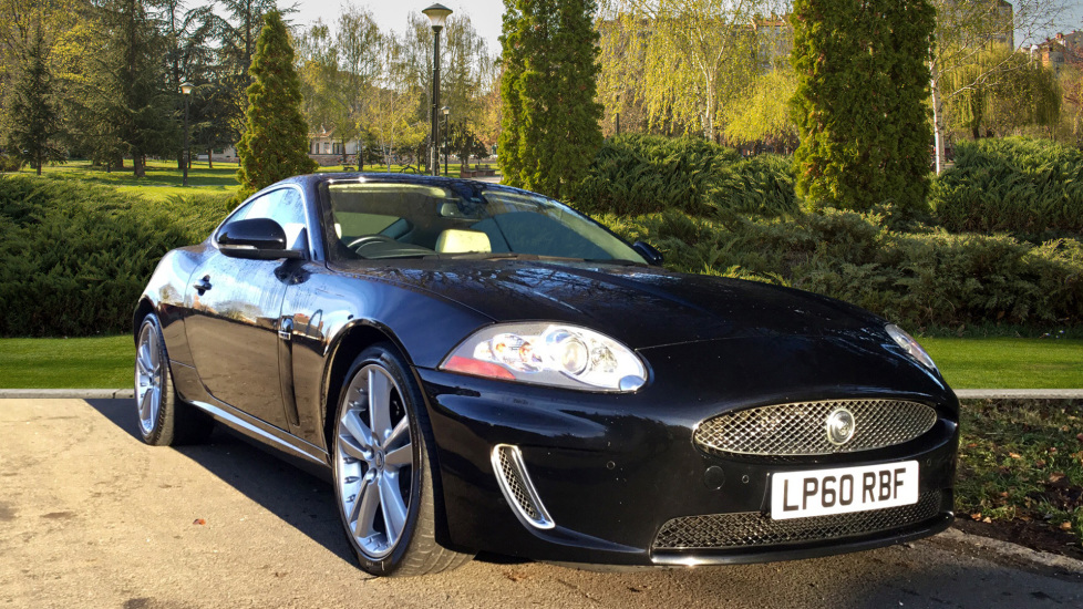 Jaguar XK 5.0 V8 Portfolio 2dr Automatic 3 door Coupe (2018) image