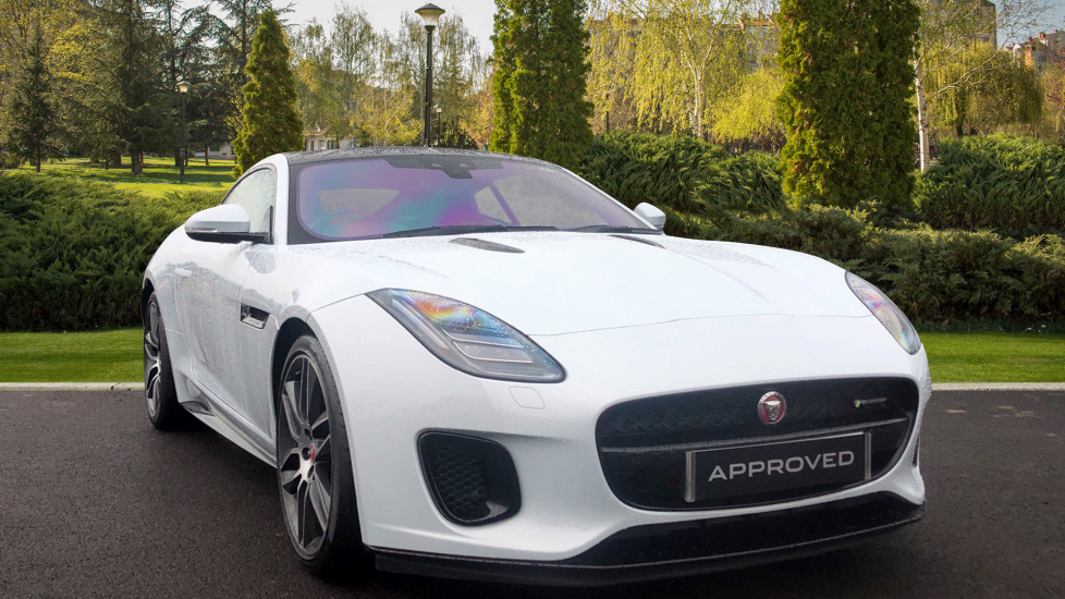 Jaguar F-TYPE 2.0 R-Dynamic 2dr Automatic 5 door Coupe (2018) available from Jaguar Swindon thumbnail image