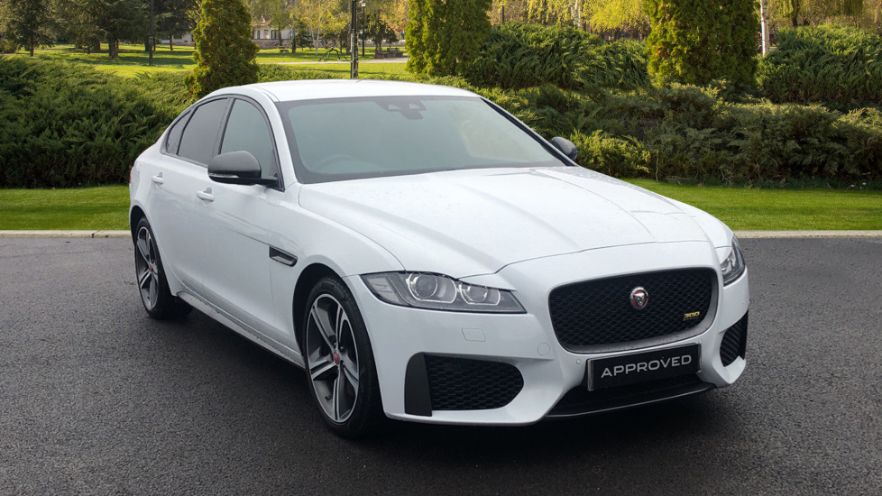 Jaguar XF 3.0d V6 300 Sport 4dr Diesel Automatic 5 door Saloon (2018) available from Jaguar Woodford thumbnail image