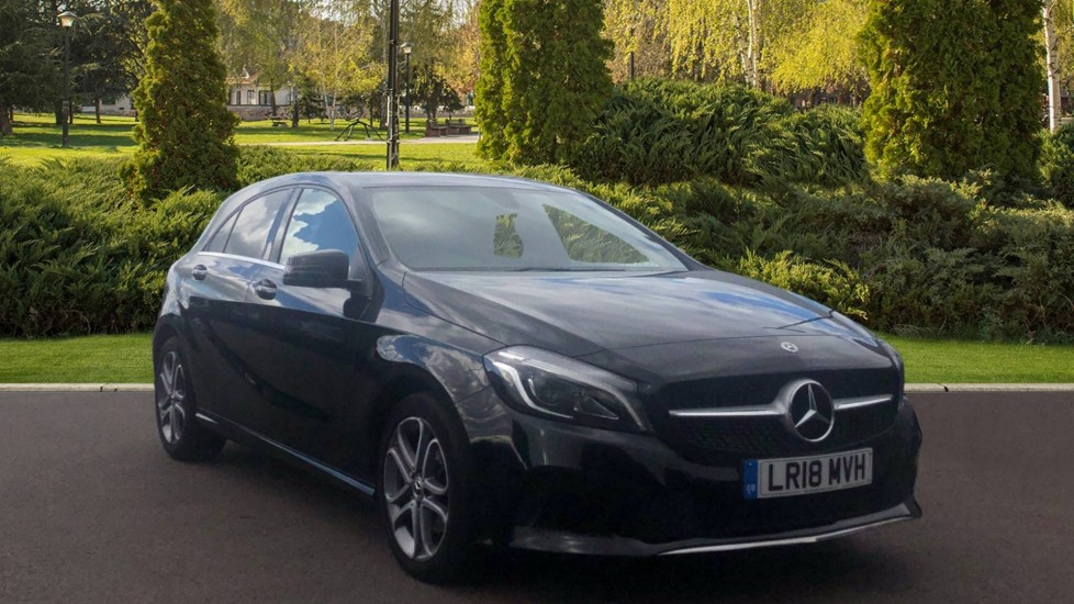 Mercedes-Benz A-Class A200d Sport Edition 2.1 Diesel Automatic 5 door Hatchback (2018)