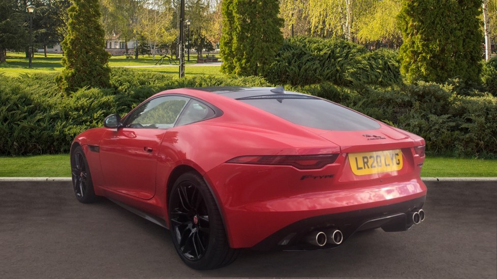 Jaguar F-TYPE 5.0 P450 Supercharged V8 R-Dynamic 2dr AWD image 2