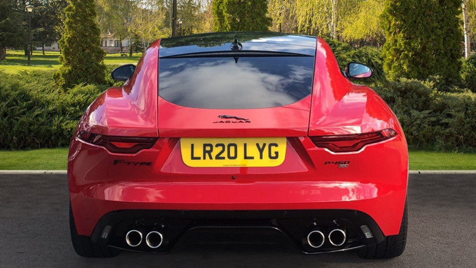 Jaguar F-TYPE 5.0 P450 Supercharged V8 R-Dynamic 2dr AWD image 6