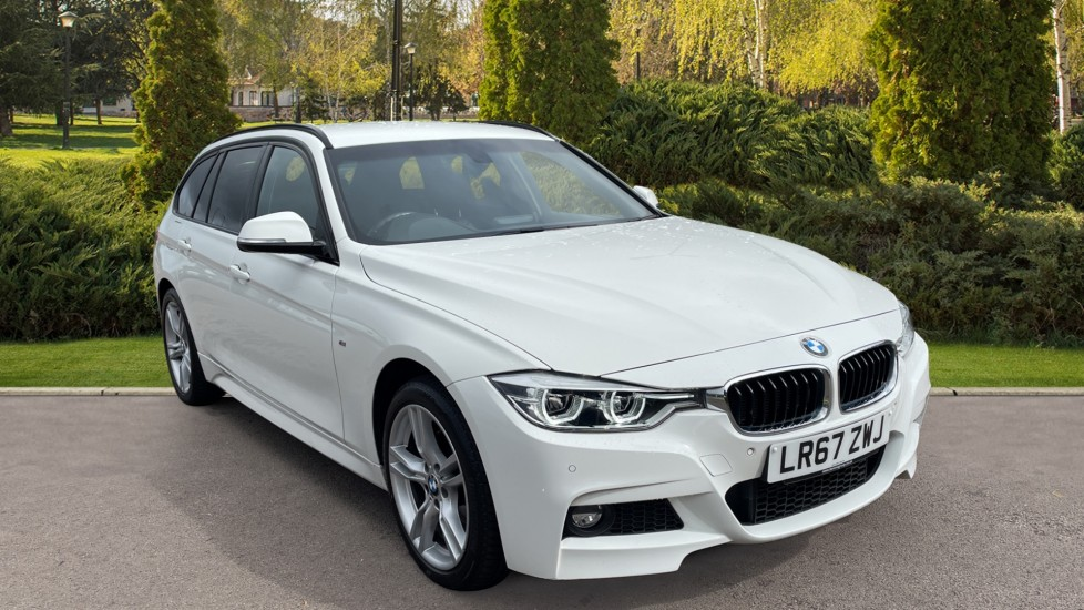 BMW 3 Series 320d xDrive M Sport Step Park Distance Control PDC, Seat heating for driver and front passenger 2.0 Diesel Automatic 5 door Estate
