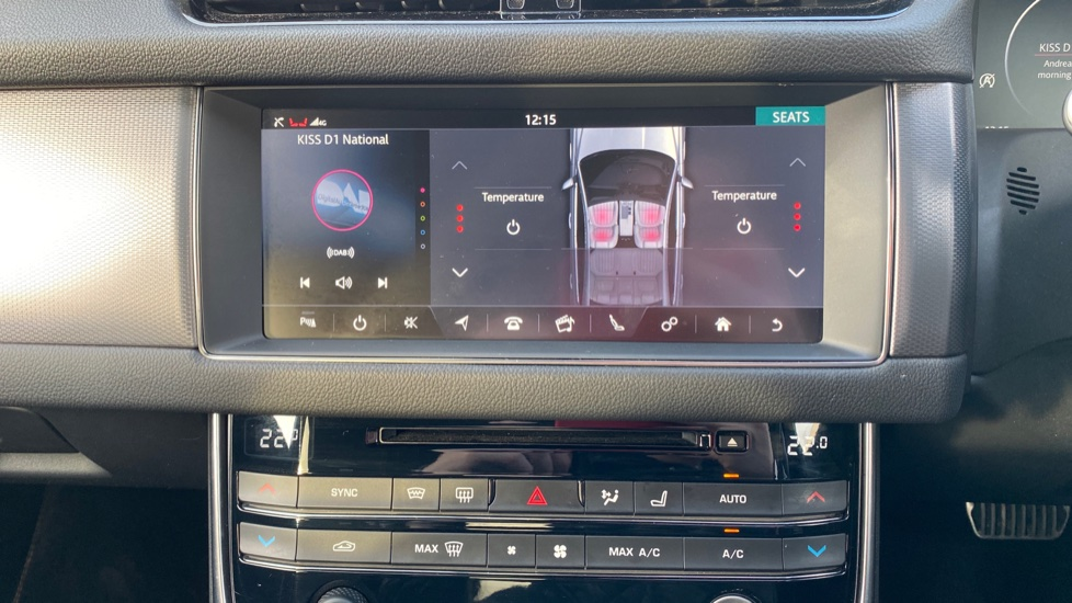 Jaguar XF 3.0D V6 300 Sport  image 29