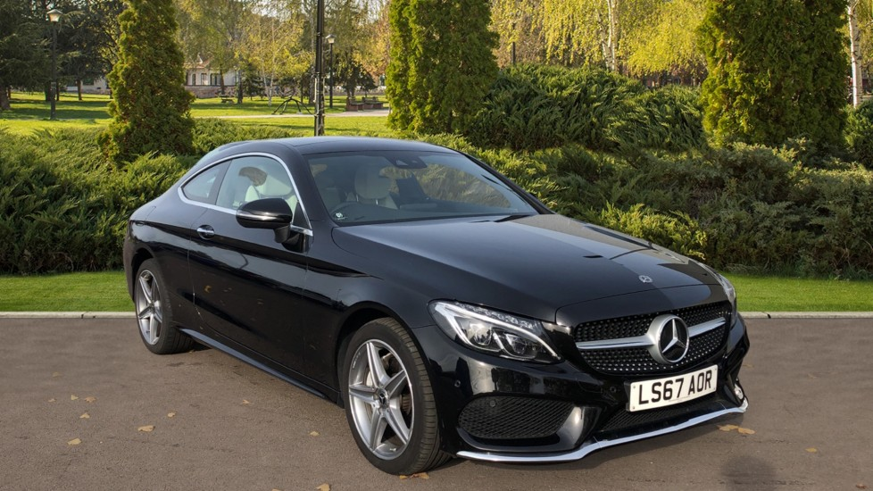 Mercedes-Benz C-Class C220d 4Matic AMG Line Premium Plus 2dr 2.1 Diesel Automatic 3 door Coupe (2017)