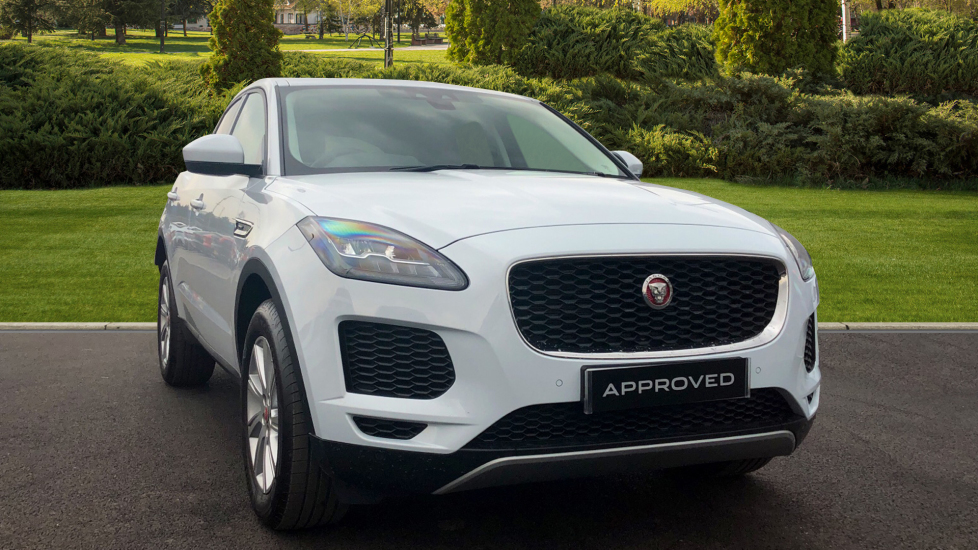 Jaguar E-PACE 2.0 S 5dr Automatic Estate (2018) image