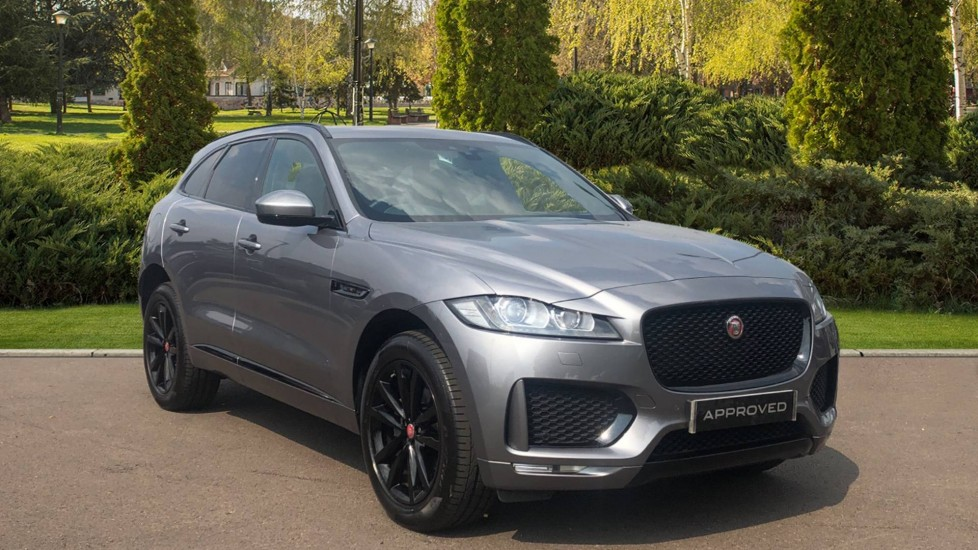 Jaguar F-PACE 2.0d [180] Chequered Flag 5dr AWD Diesel Automatic Estate (2019)