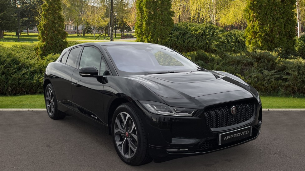 Jaguar I-PACE 294kW EV400 HSE 90kWh 5dr [11kW Charger] Electric Automatic Estate