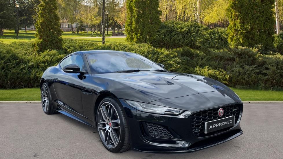 Jaguar F-TYPE 5.0 P450 Supercharged V8 R-Dynamic 2dr Automatic 3 door Coupe at Jaguar Hatfield thumbnail image