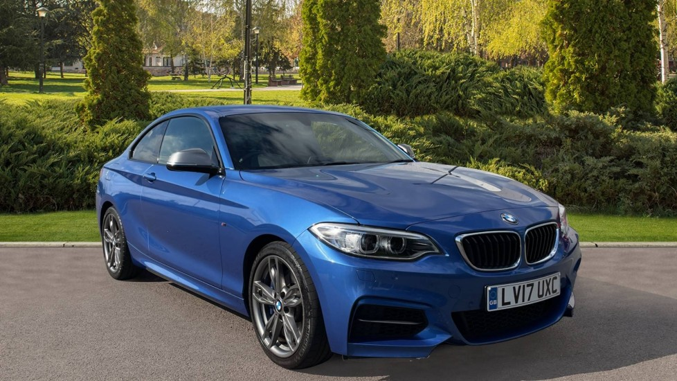 BMW 2 Series M240i 2dr [Nav] Step 3.0 Automatic 5 door Coupe