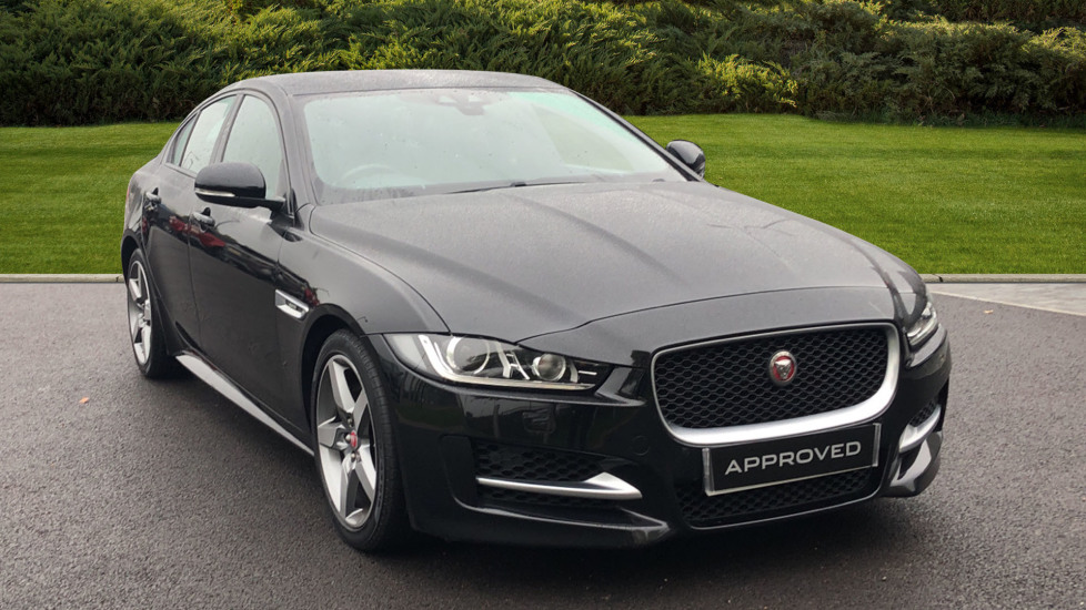 Jaguar XE 2.0d [180] R-Sport Diesel Automatic 4 door Saloon (2015) at Jaguar Hatfield thumbnail image