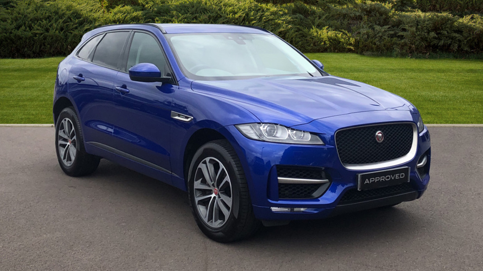 Jaguar F-PACE 2.0 R-Sport 5dr AWD Automatic Estate (2018)