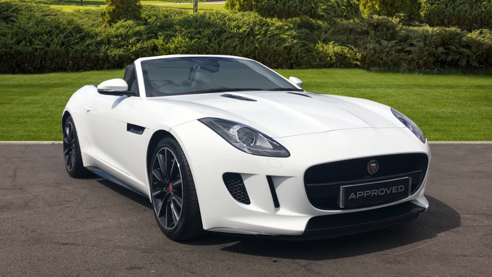 Jaguar F-TYPE 3.0 Supercharged V6 Automatic 3 door Convertible (2017) image