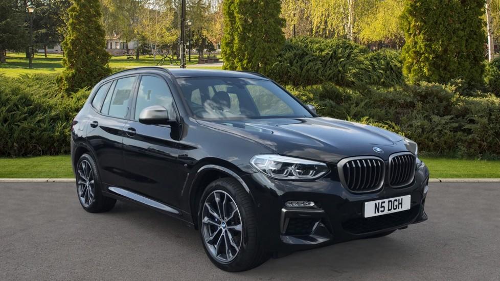 BMW X3 xDrive M40i Step [Adaptive M Sport Suspension][Sensatec Dashboard] 3.0 Automatic 5 door Estate (2018) image